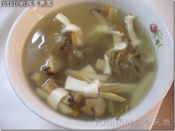 [自己動手做料理]懷念的瓠仔絲鹹菜湯