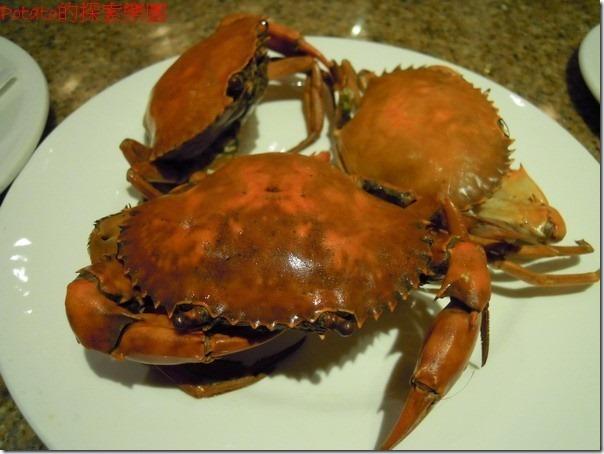 高雄漢神巨蛋海港餐廳。同事吃的--借拍一下。