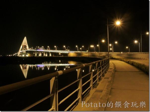 大鵬灣夜景