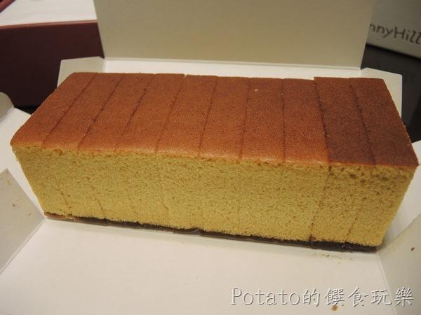 微熱山丘--蜜豐糖蛋糕禮盒10片裝