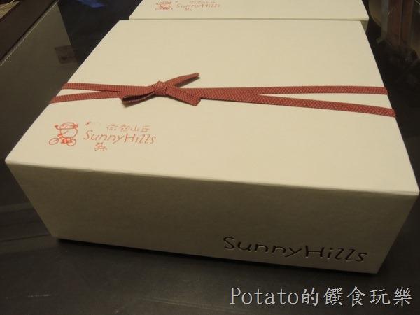 微熱山丘--蜜豐糖蛋糕禮盒5