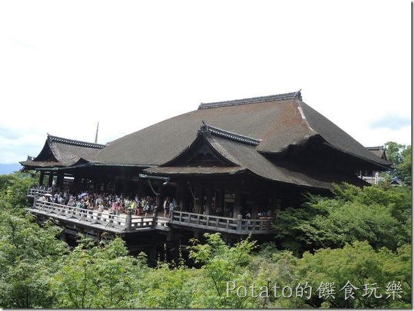 清水寺的夏日