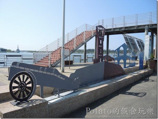 碧海碼頭的公共藝術