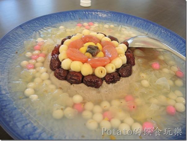 花蓮闔家歡餐廳--甜湯