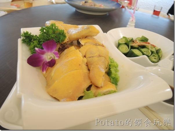 花蓮闔家歡餐廳--玉米雞