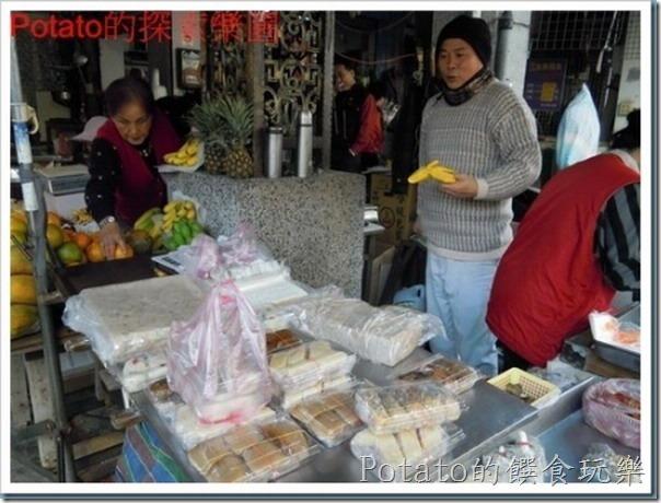 《台南美食》東菜市好吃的麻糬在【鄭記麻糬】