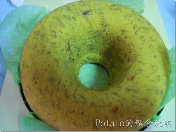 吉美6吋香蕉蛋糕