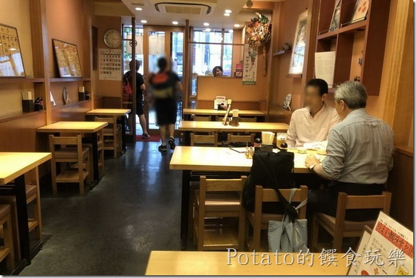 日本-淺草長盤食堂菜單15