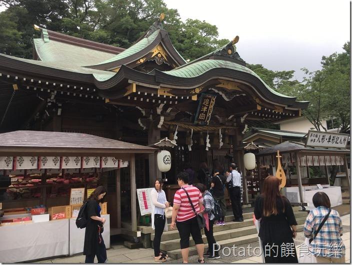 日本鐮倉江島神社1