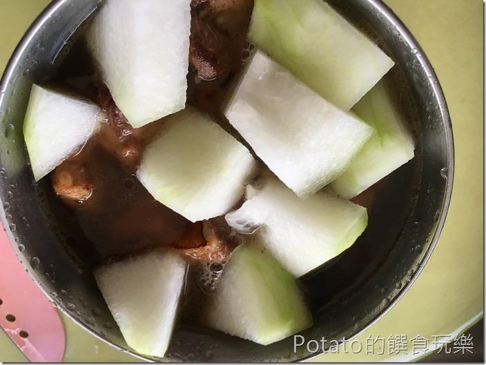冬瓜排骨酥湯3