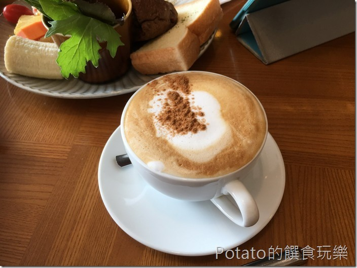 小日子咖啡-卡布奇諾