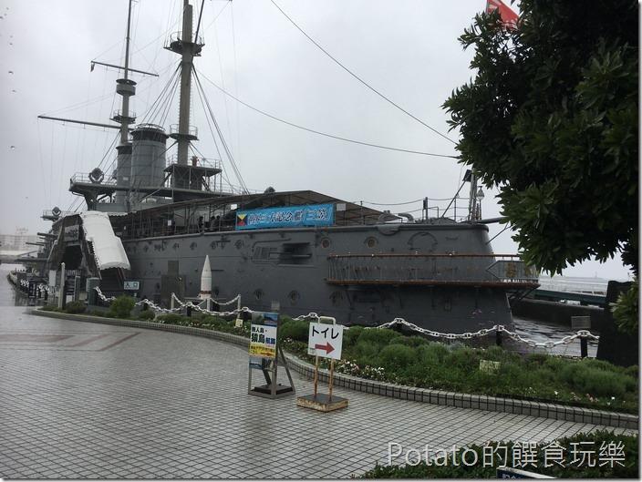 橫須賀軍港-三笠公園2