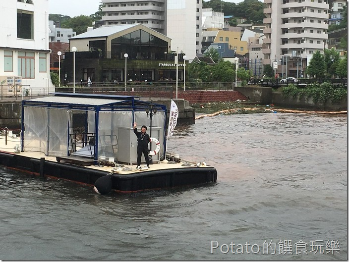 橫須賀軍港-觀光船4