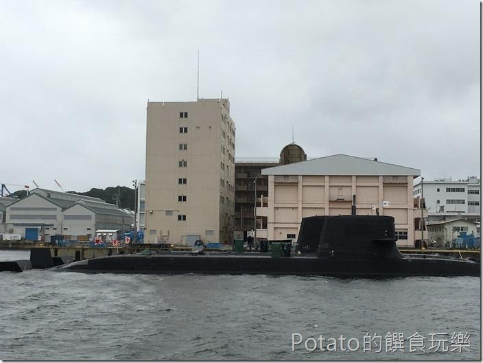 橫須賀軍港-觀光船5