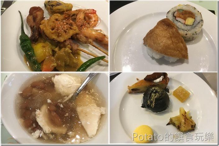 鳳凰酒店的晚餐