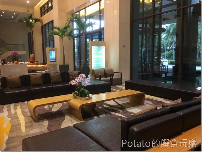 礁溪長榮鳳凰酒店大廳1