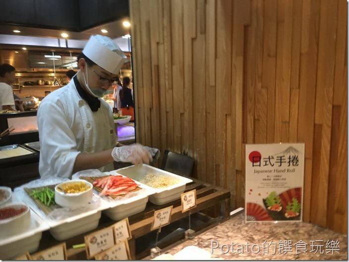 礁溪長榮鳳凰酒店晚餐1