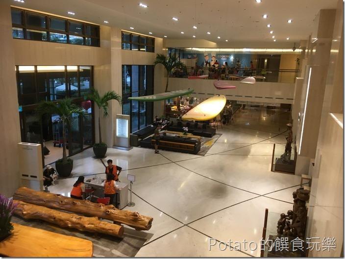 礁溪長榮鳳凰酒店大廳3