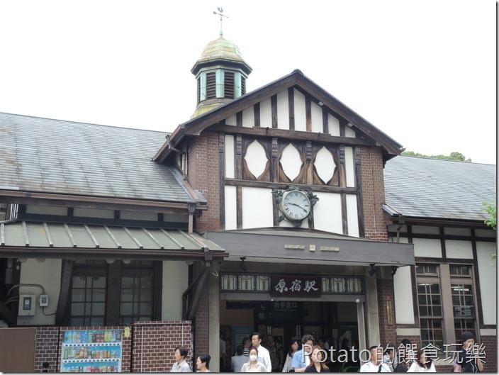 原宿車站4