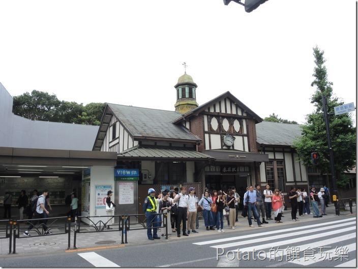 原宿車站5