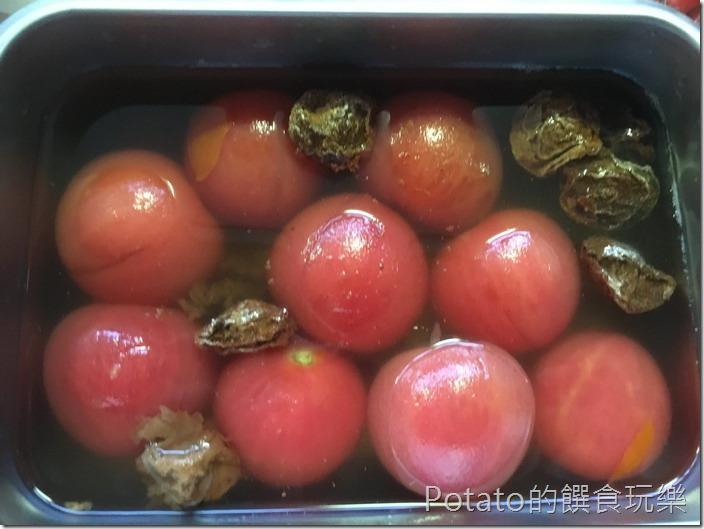 梅漬番茄4