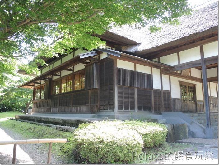 日本三溪園古蹟