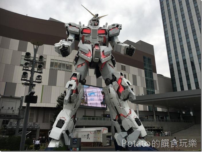 日本台場鋼彈秀1
