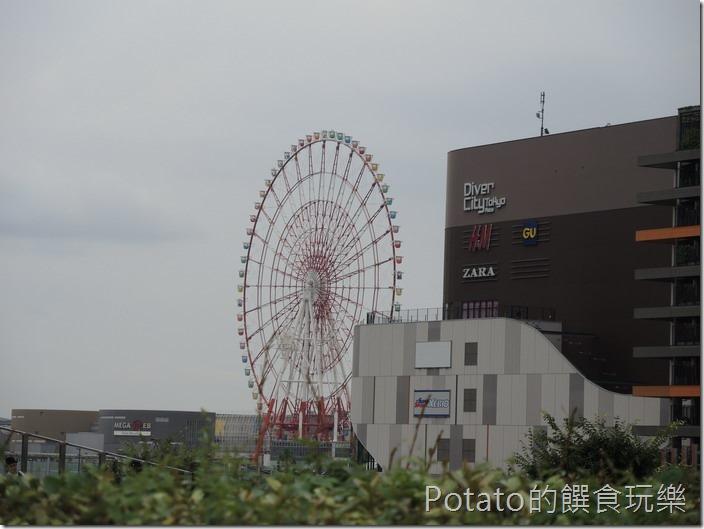 日本台場自由女神海港22