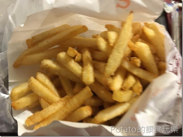 小上海香酥雞薯條