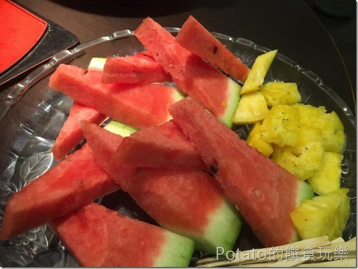 銀座日式料理--水果