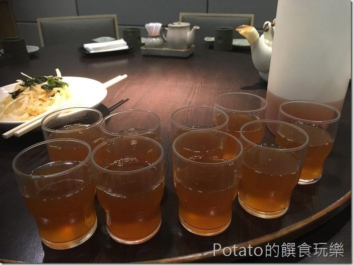 銀座日式料理招待飲料金桔檸檬冬瓜