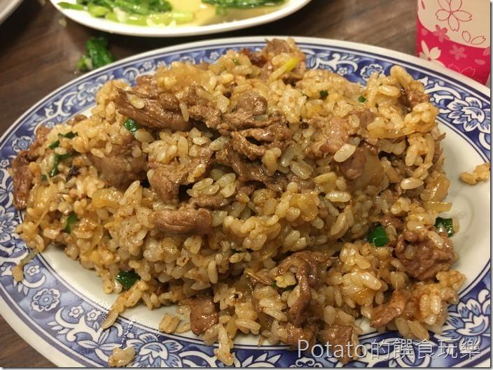 【欣欣麵館】羊肉炒飯