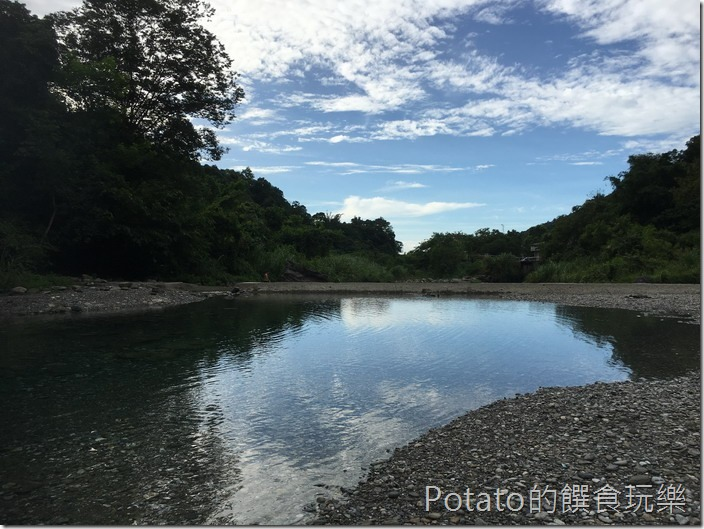 砂婆礑溪水源地