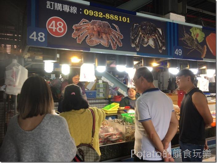蚵仔寮漁港魚市場6