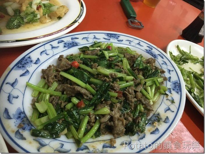 鴨肉菜餐廳-沙茶羊肉