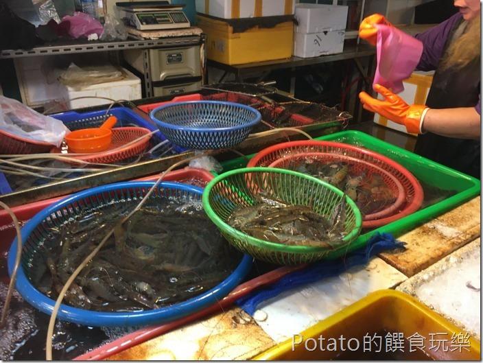 華僑市場新鮮魚貨1