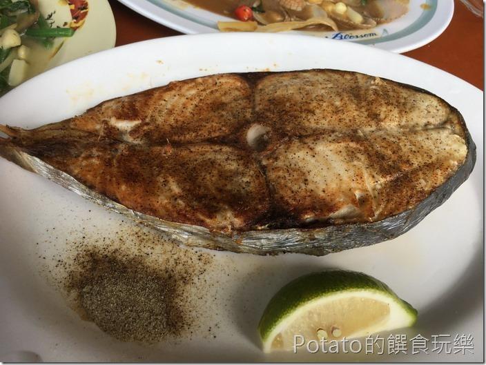 華僑市場代煮土魠魚