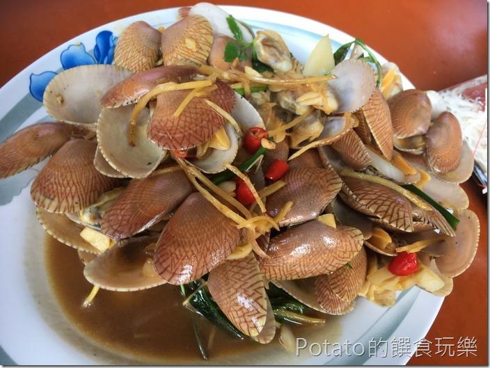 華僑市場代煮海瓜子