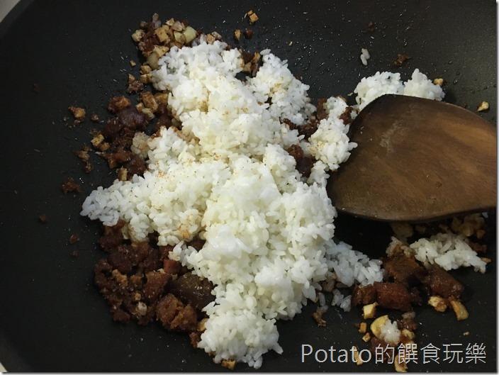 烏魚子炒飯22