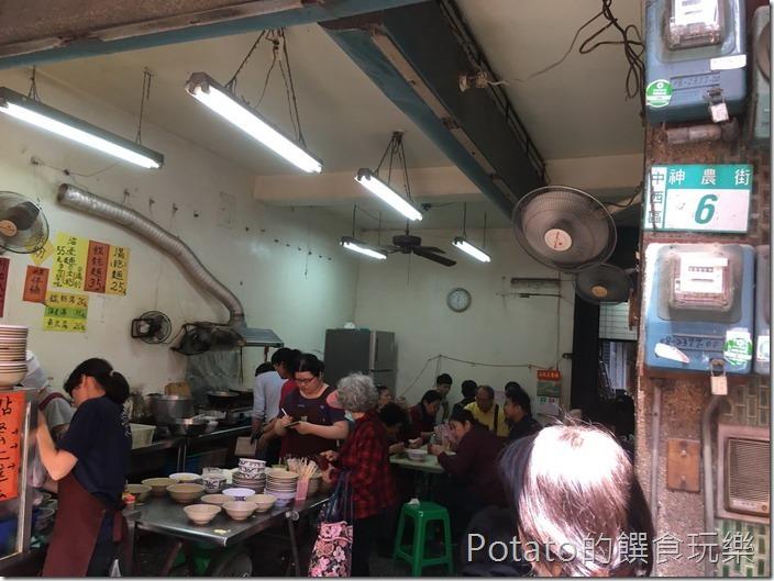 麵條王海產麵店1