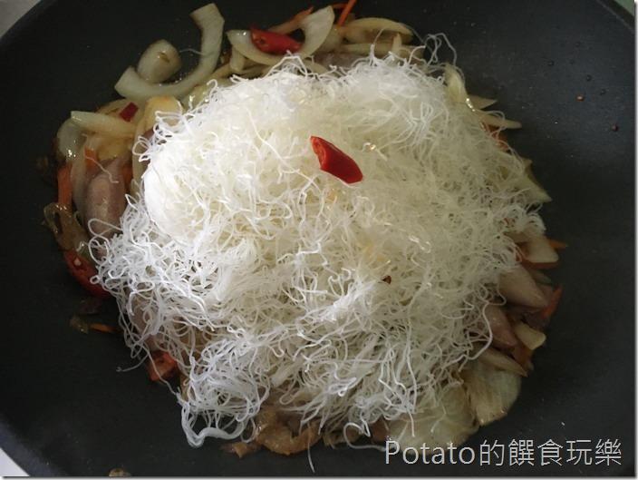 小管炒米粉2