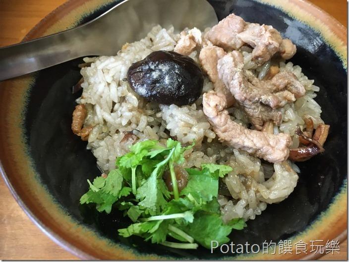 台南【小西腳碗粿】油飯
