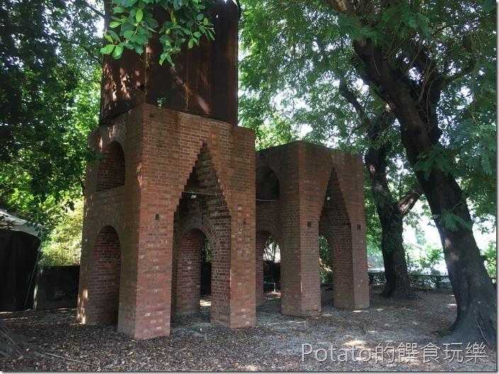 橋頭糖廠紅磚水塔