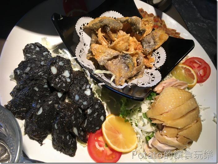 新東南海鮮餐廳什錦拼盤