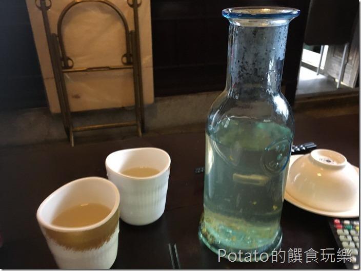 新竹桂花園餐廳桂花茶