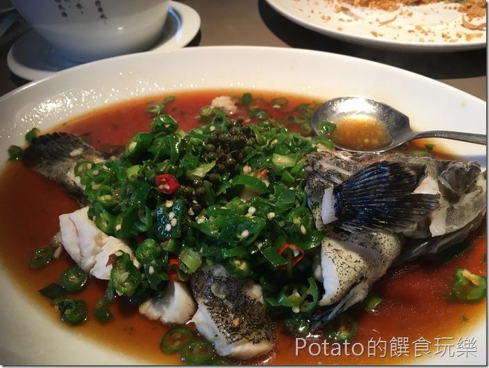 新東南海鮮餐廳馬告石斑