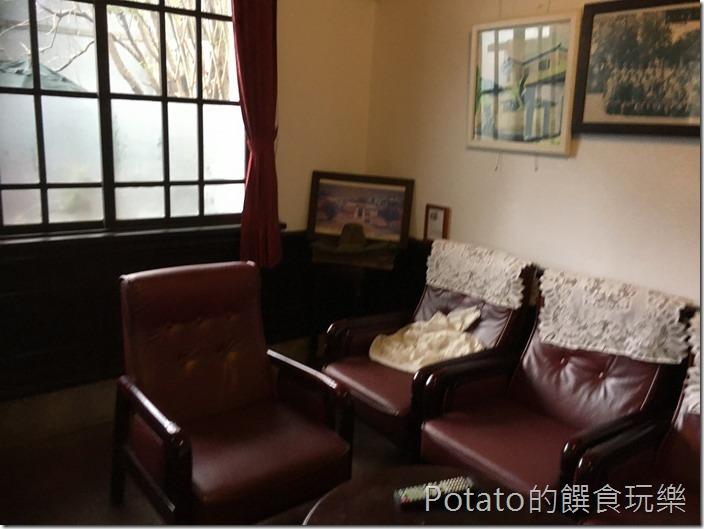 新竹桂花園餐廳客廳