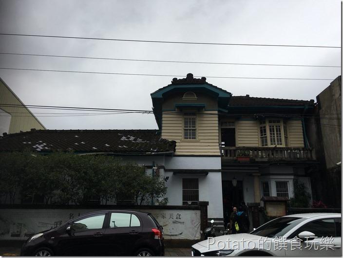新竹桂花園餐廳外觀