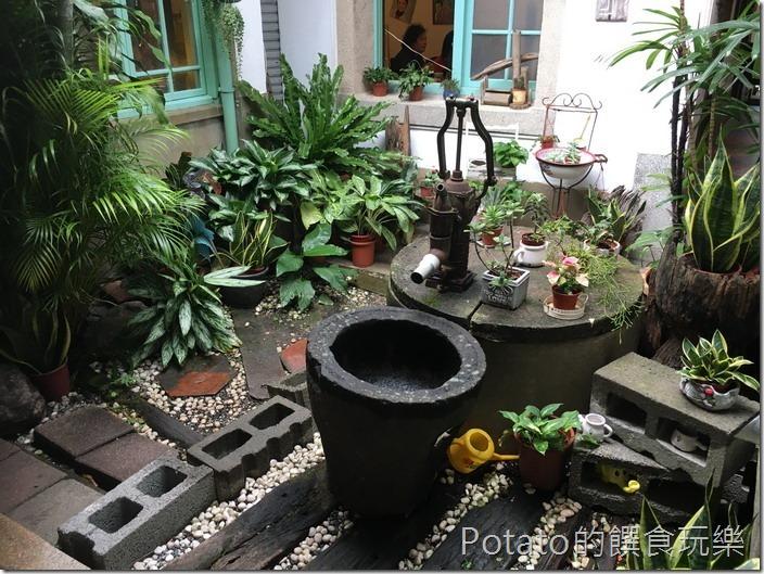 新竹桂花園餐廳內