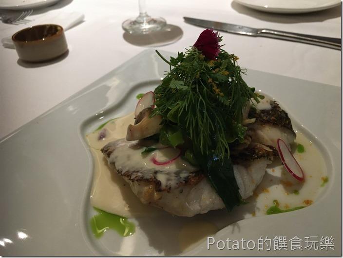 尼法法式餐廳澎湖石斑1